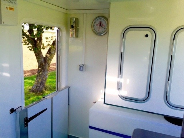 Pet Grooming Trailer