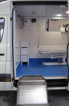Mobile Dog Grooming Vehicles