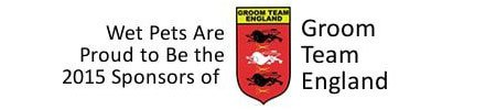 We're proud to be 2015 Sponsor of Groom Team England.