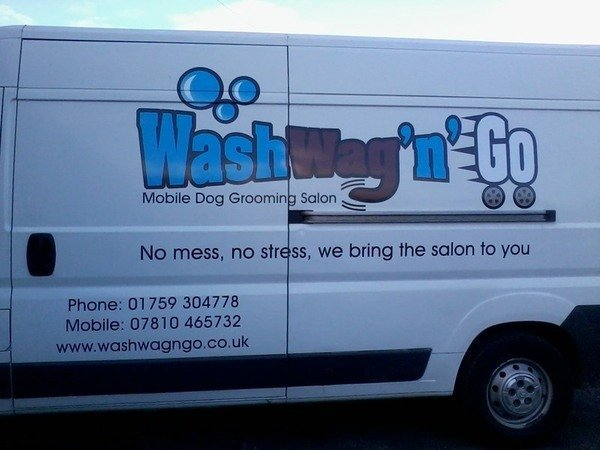 Wash Wag 'n' Go Van Conversion
