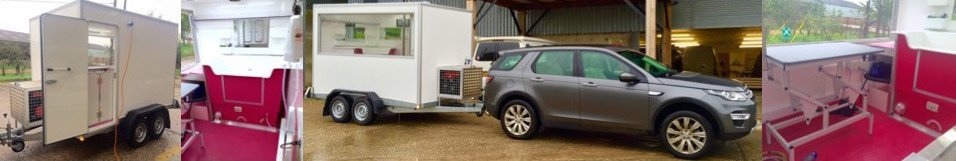 Wet Pets Grooming Trailers Conversion