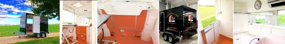 Pet Grooming Trailers Somerset