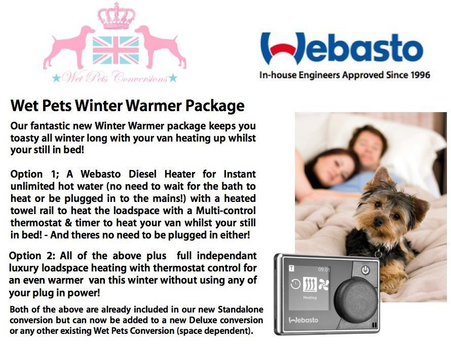 Check out our new Winter Warmer Package!